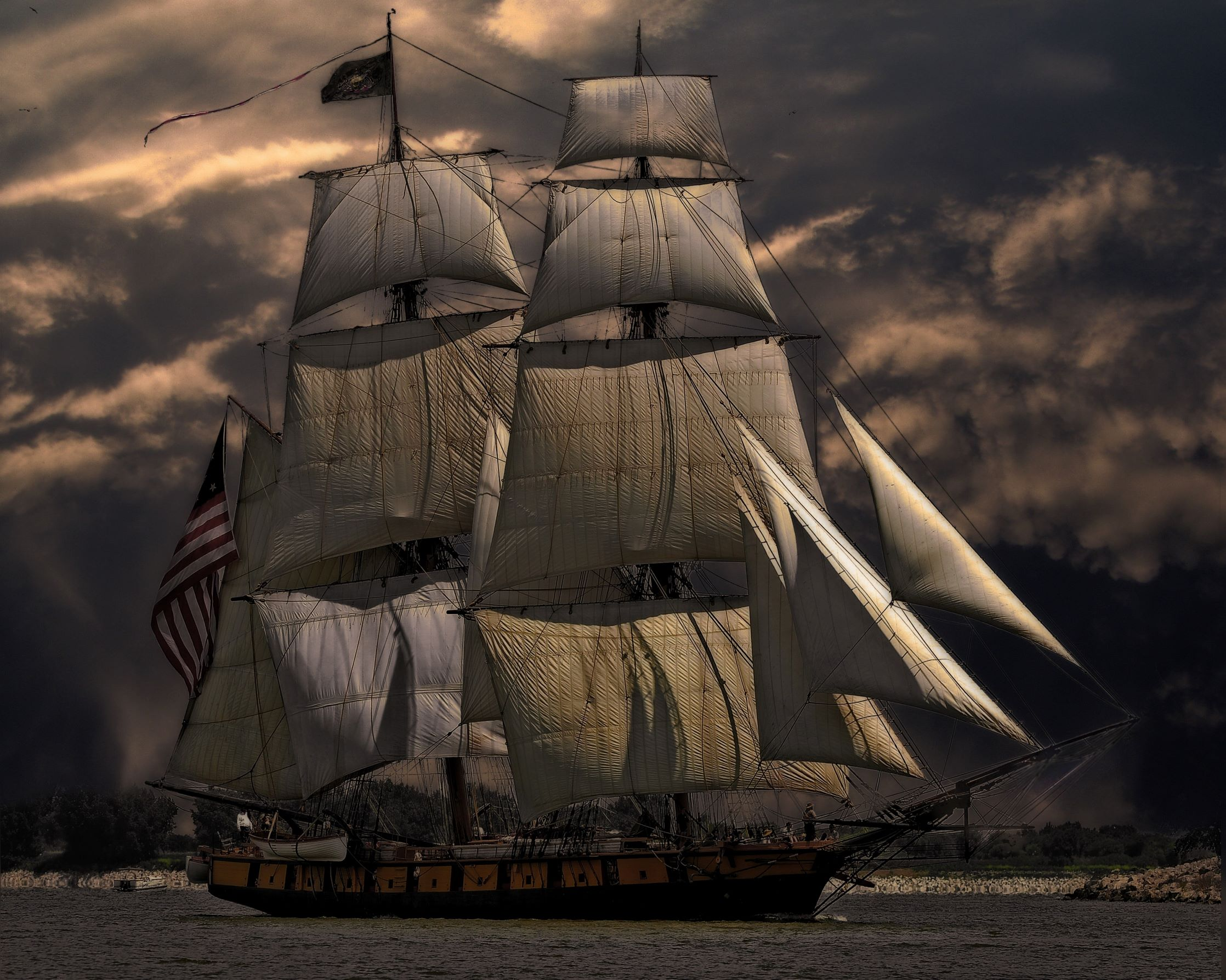 Ship of State Poems