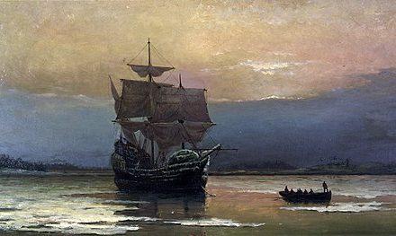 Mayflower Compact -400 Years!